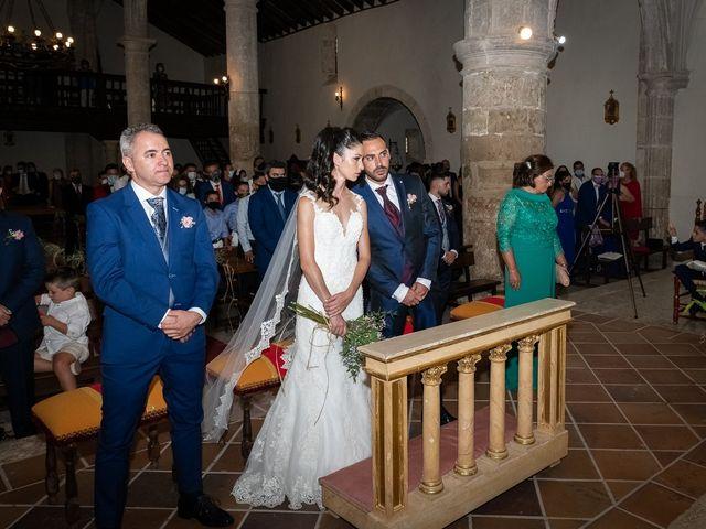 La boda de Ana y Carlos en Valdegrudas, Guadalajara 66