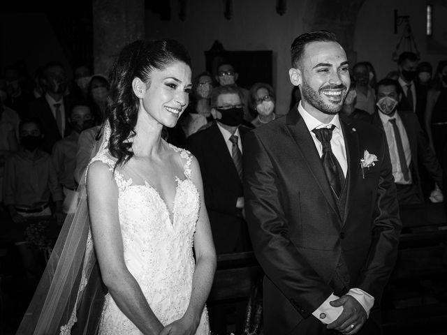 La boda de Ana y Carlos en Valdegrudas, Guadalajara 68