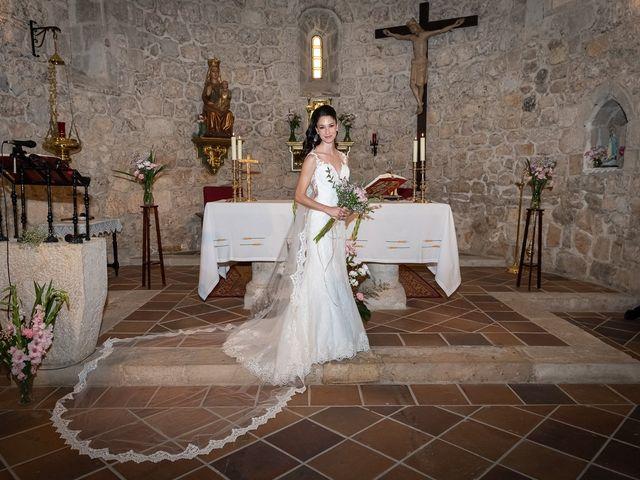 La boda de Ana y Carlos en Valdegrudas, Guadalajara 69