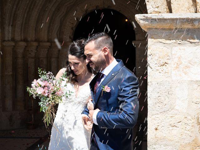 La boda de Ana y Carlos en Valdegrudas, Guadalajara 72