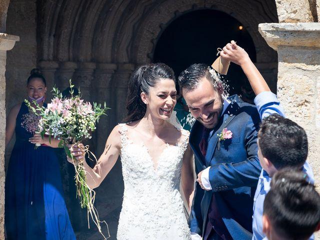 La boda de Ana y Carlos en Valdegrudas, Guadalajara 73