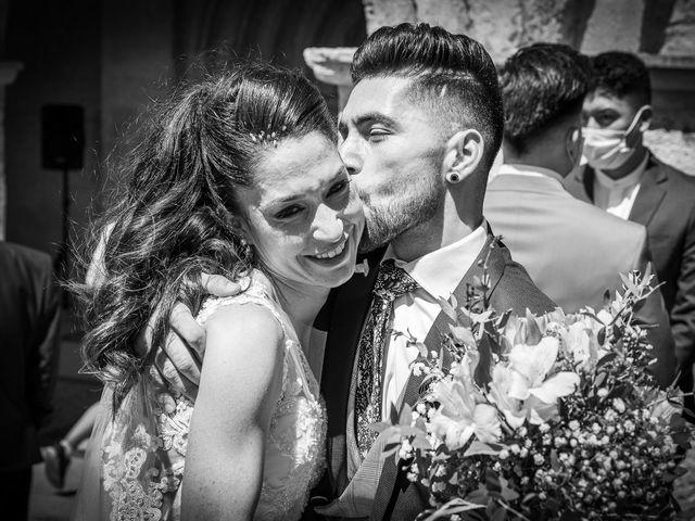 La boda de Ana y Carlos en Valdegrudas, Guadalajara 74