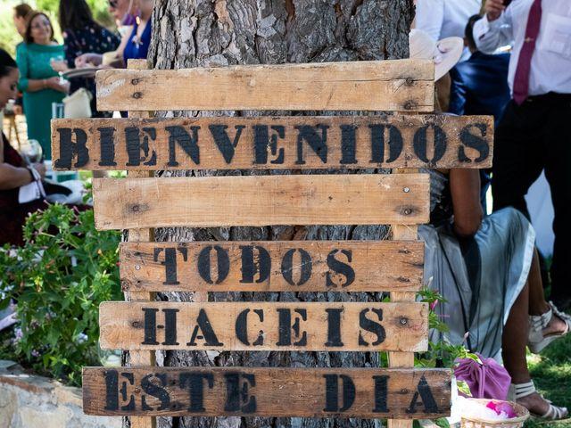 La boda de Ana y Carlos en Valdegrudas, Guadalajara 85