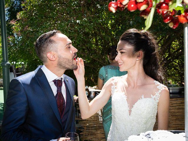 La boda de Ana y Carlos en Valdegrudas, Guadalajara 86