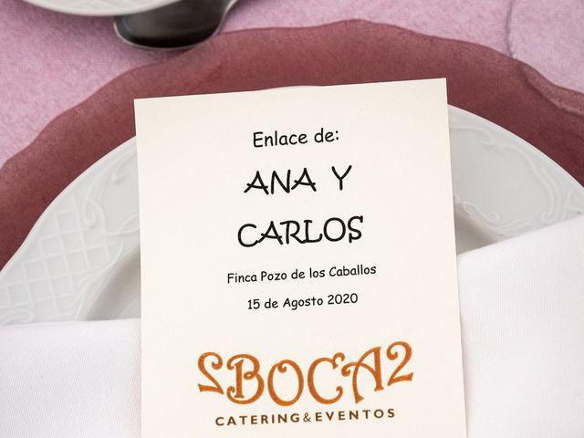 La boda de Ana y Carlos en Valdegrudas, Guadalajara 87
