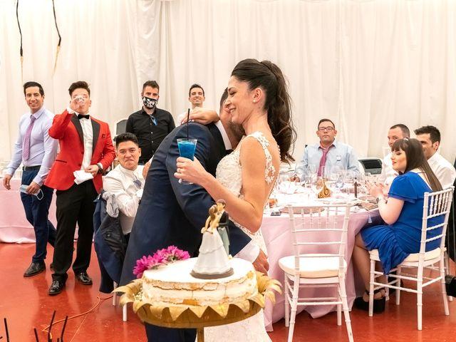 La boda de Ana y Carlos en Valdegrudas, Guadalajara 100