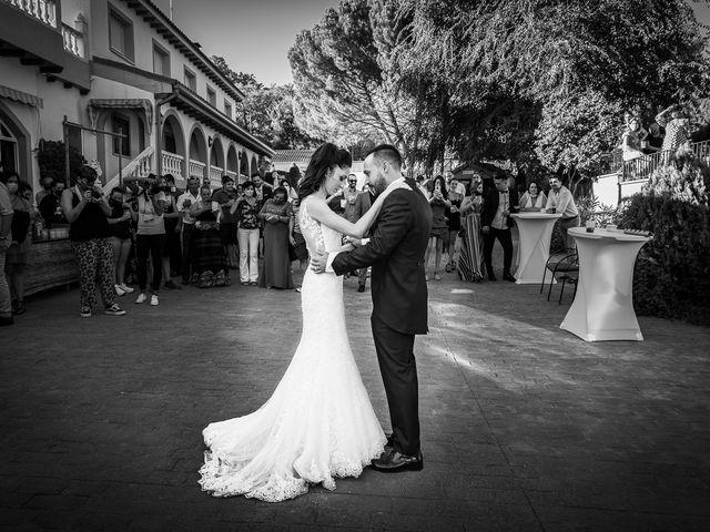 La boda de Ana y Carlos en Valdegrudas, Guadalajara 102
