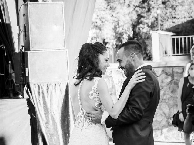 La boda de Ana y Carlos en Valdegrudas, Guadalajara 103