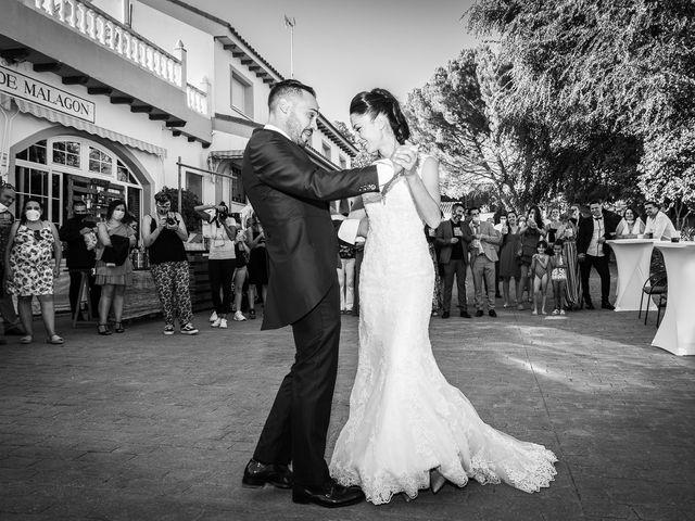 La boda de Ana y Carlos en Valdegrudas, Guadalajara 104