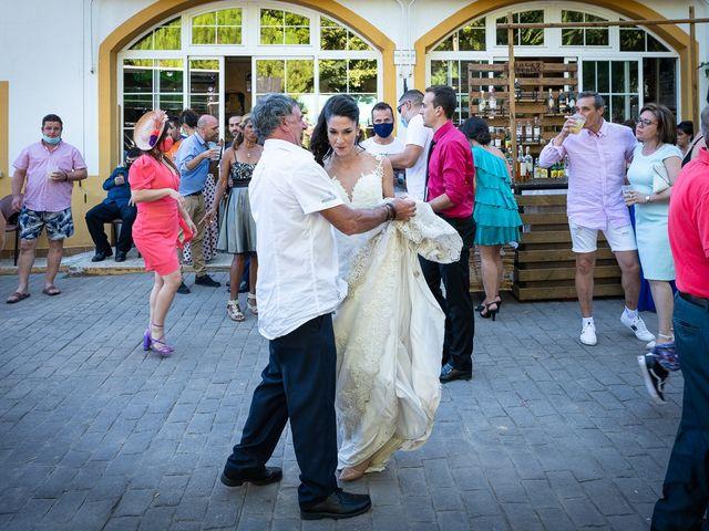 La boda de Ana y Carlos en Valdegrudas, Guadalajara 106