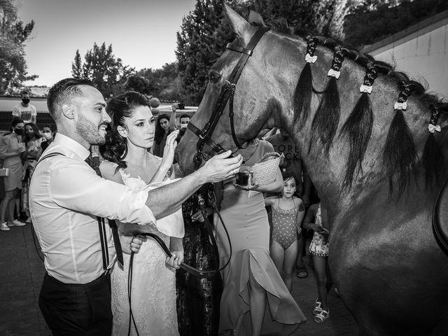 La boda de Ana y Carlos en Valdegrudas, Guadalajara 110