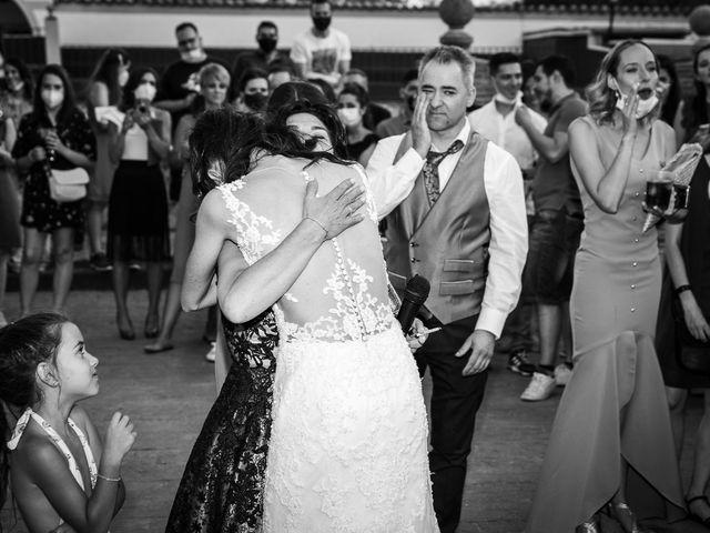 La boda de Ana y Carlos en Valdegrudas, Guadalajara 112