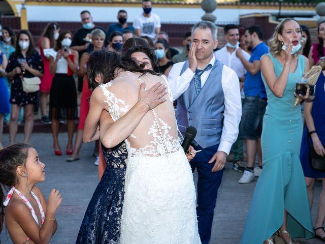 La boda de Ana y Carlos en Valdegrudas, Guadalajara 113