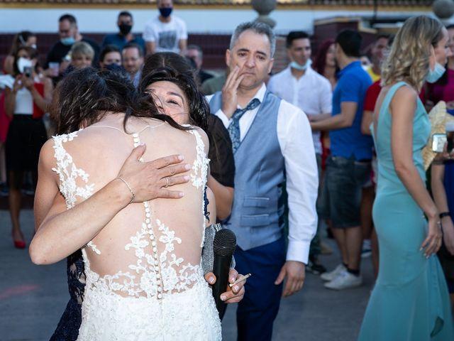 La boda de Ana y Carlos en Valdegrudas, Guadalajara 114
