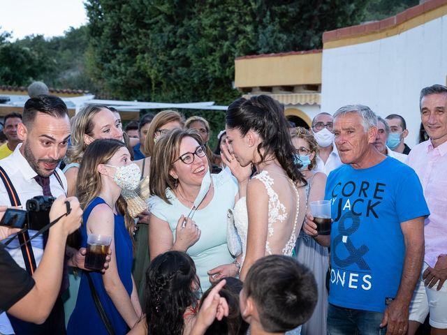 La boda de Ana y Carlos en Valdegrudas, Guadalajara 119