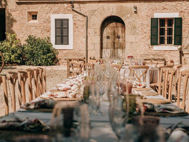 La boda de Aida y Luis en Algaida, Islas Baleares 17