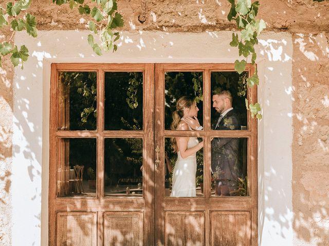 La boda de Aida y Luis en Algaida, Islas Baleares 35