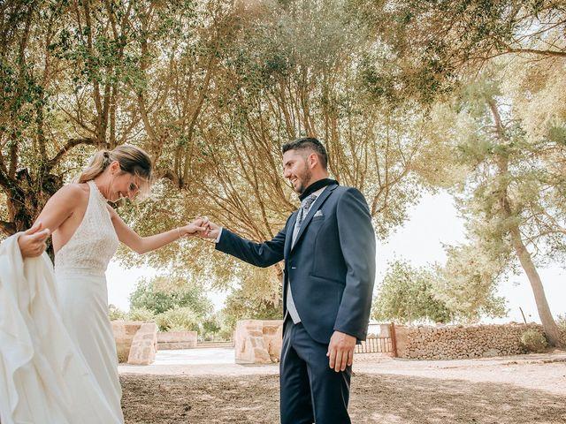La boda de Aida y Luis en Algaida, Islas Baleares 40