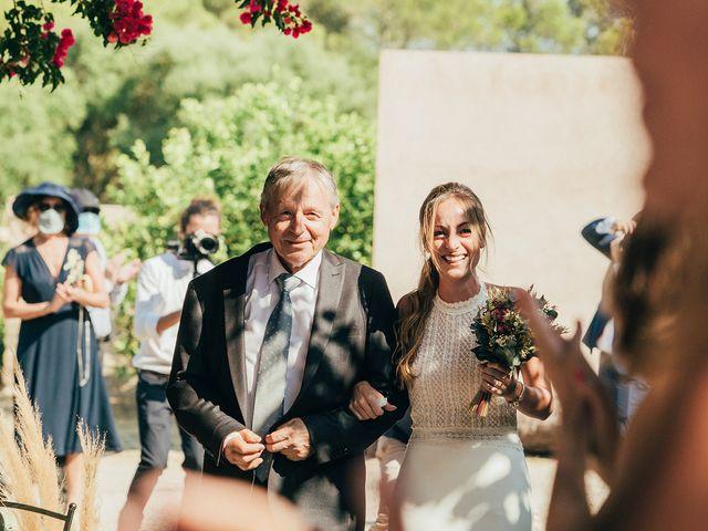 La boda de Aida y Luis en Algaida, Islas Baleares 50