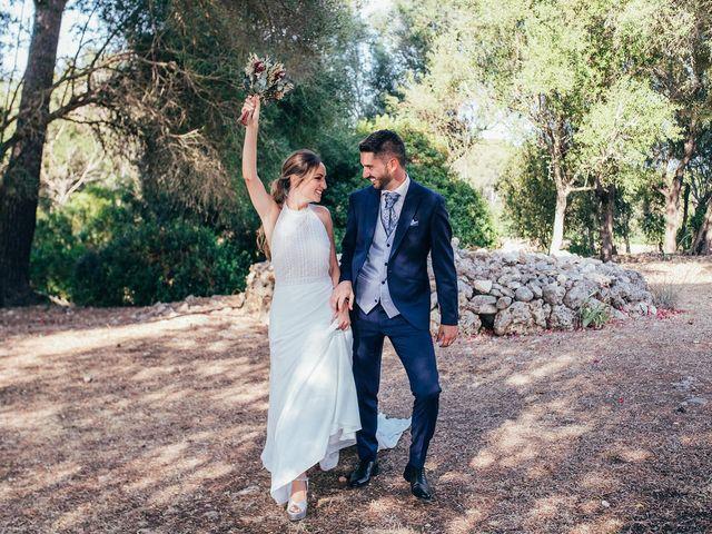 La boda de Aida y Luis en Algaida, Islas Baleares 61
