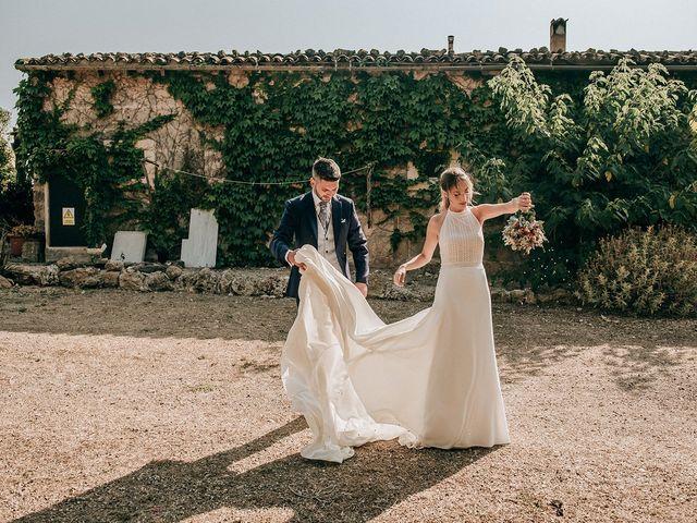 La boda de Aida y Luis en Algaida, Islas Baleares 64