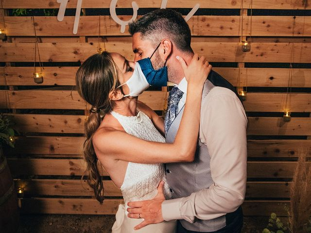 La boda de Luis y Aida