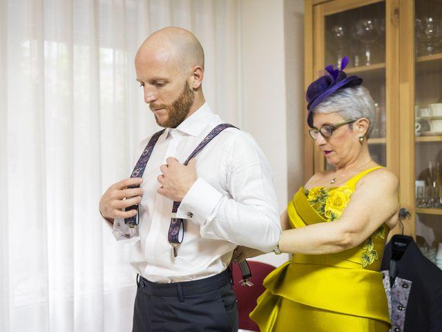 La boda de Mariano y María en Beniajan, Murcia 7