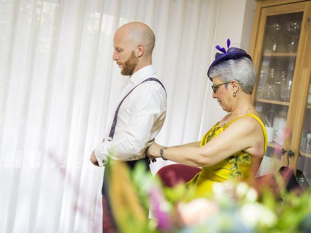 La boda de Mariano y María en Beniajan, Murcia 8