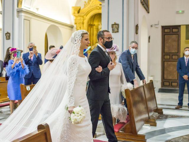 La boda de Mariano y María en Beniajan, Murcia 29