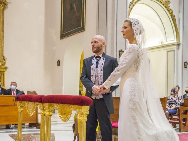 La boda de Mariano y María en Beniajan, Murcia 32