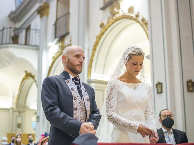 La boda de Mariano y María en Beniajan, Murcia 33