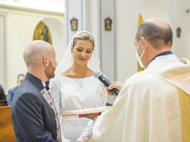 La boda de Mariano y María en Beniajan, Murcia 34