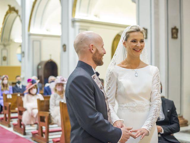La boda de Mariano y María en Beniajan, Murcia 35