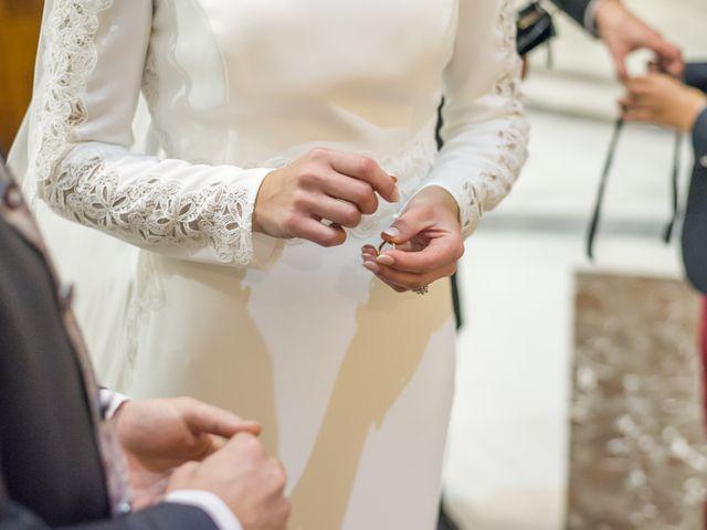 La boda de Mariano y María en Beniajan, Murcia 36