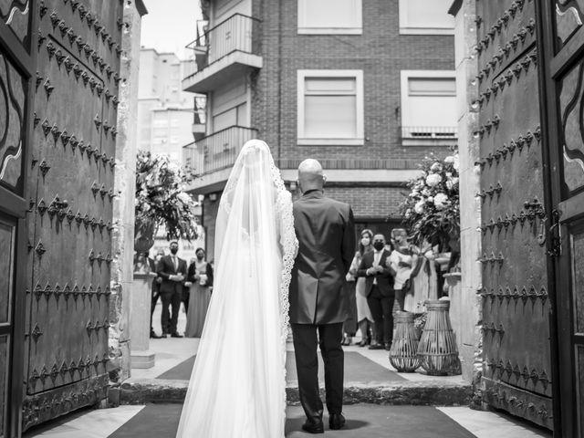 La boda de Mariano y María en Beniajan, Murcia 39