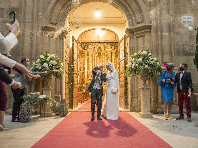 La boda de Mariano y María en Beniajan, Murcia 40