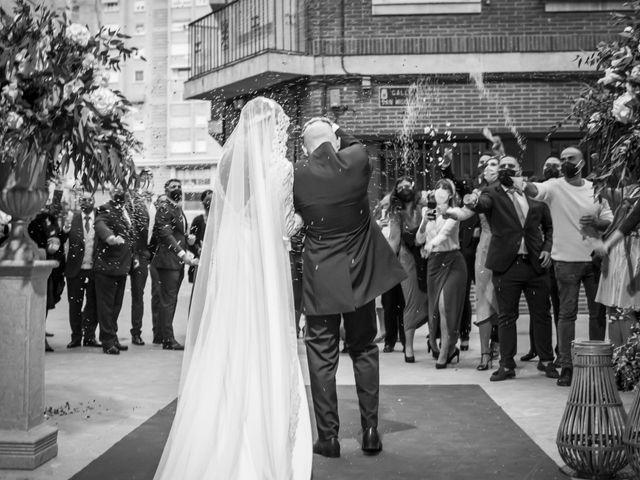 La boda de Mariano y María en Beniajan, Murcia 41