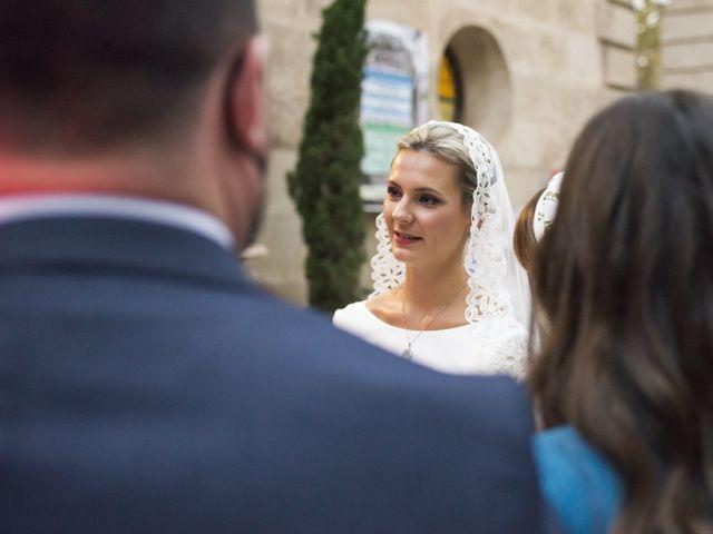 La boda de Mariano y María en Beniajan, Murcia 43