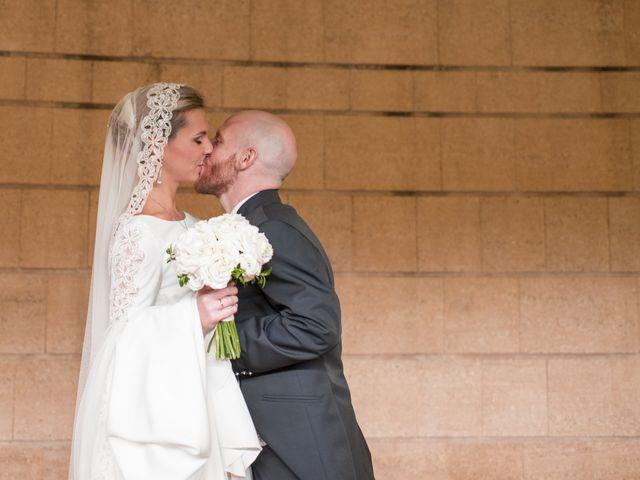 La boda de Mariano y María en Beniajan, Murcia 45