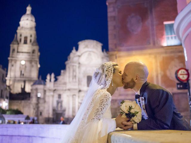 La boda de Mariano y María en Beniajan, Murcia 47
