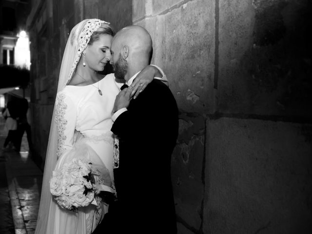 La boda de Mariano y María en Beniajan, Murcia 48