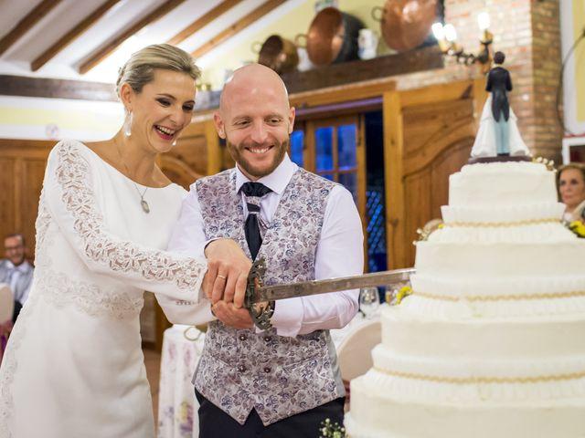 La boda de Mariano y María en Beniajan, Murcia 51