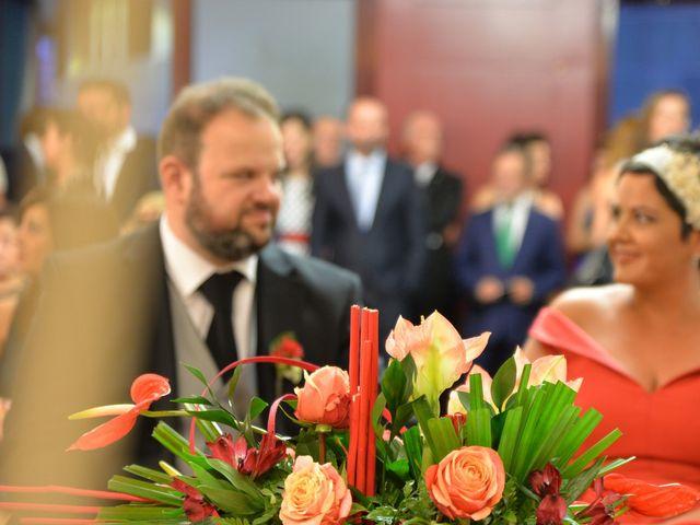 La boda de Juanma y Rosana en Villena, Alicante 12