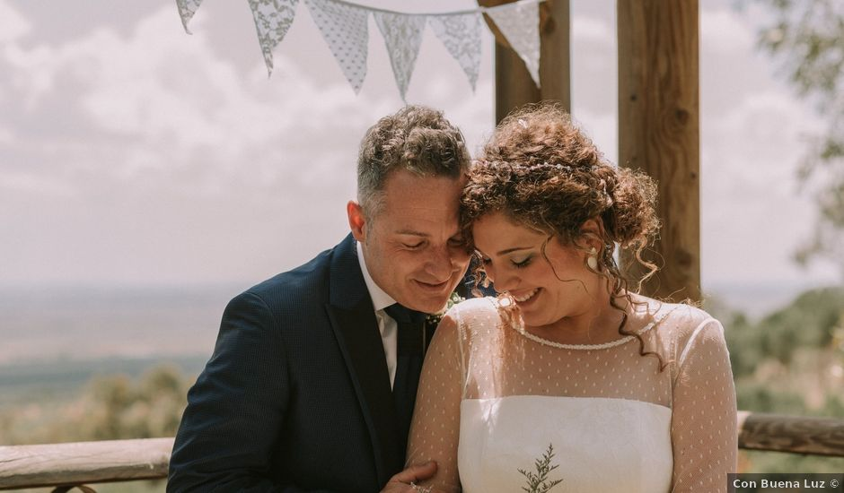 La boda de Juanma y Sonia en Villarrubia De Los Ojos, Ciudad Real