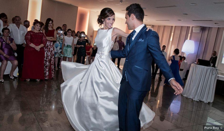 La boda de Miguel Angel y Rocío en Consuegra, Toledo