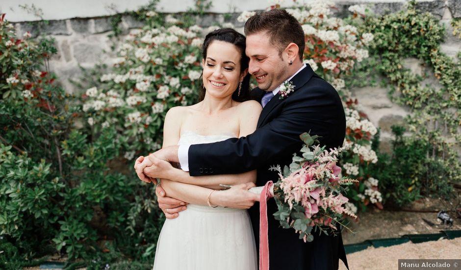 La boda de Ezequiel y Rut en Torrelodones, Madrid