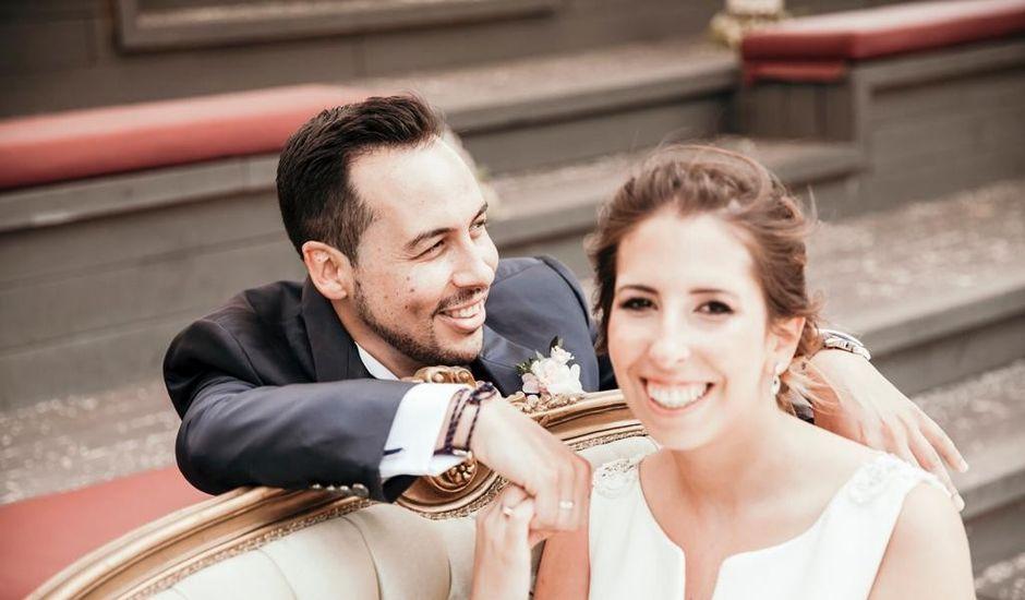 La boda de Nerea  y Alvaro  en Castejon, Cuenca