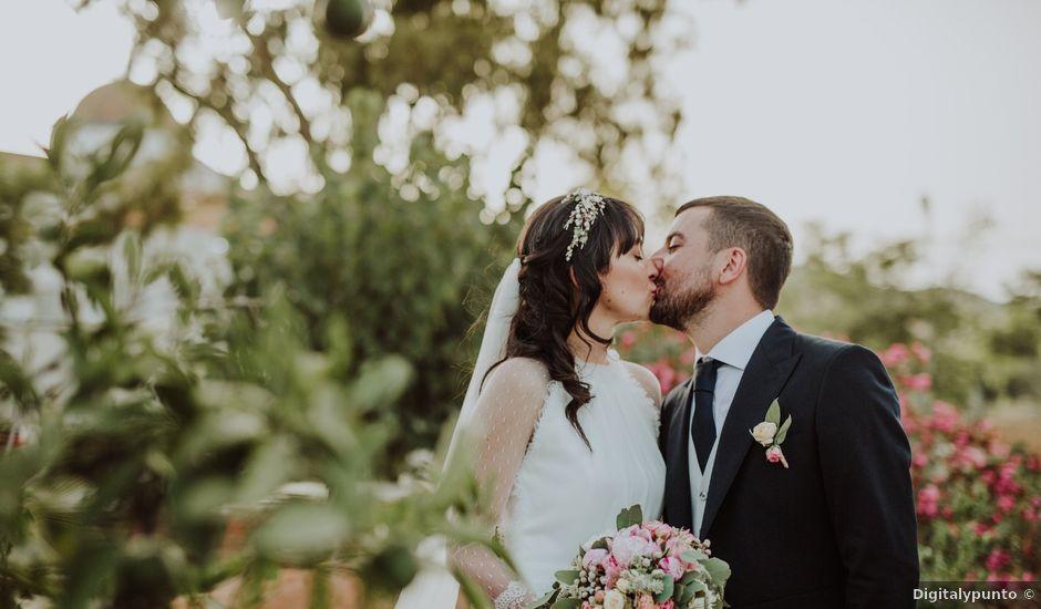 La boda de Pablo y María en La Manga Del Mar Menor, Murcia