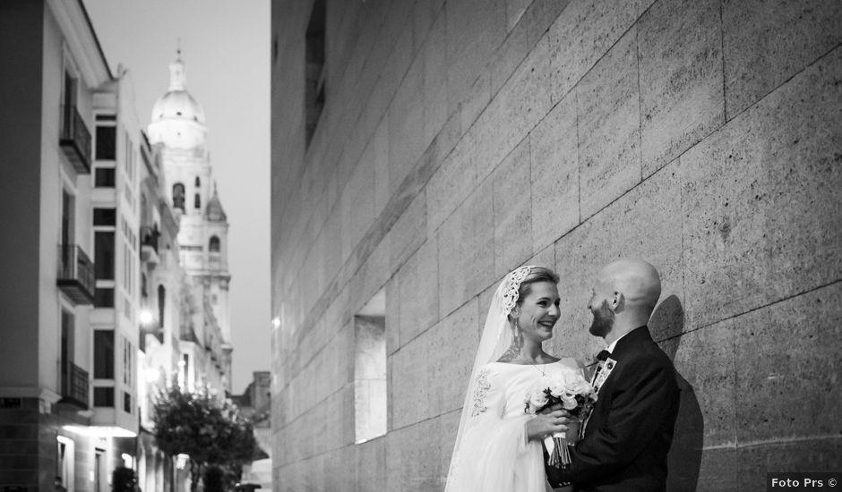 La boda de Mariano y María en Beniajan, Murcia