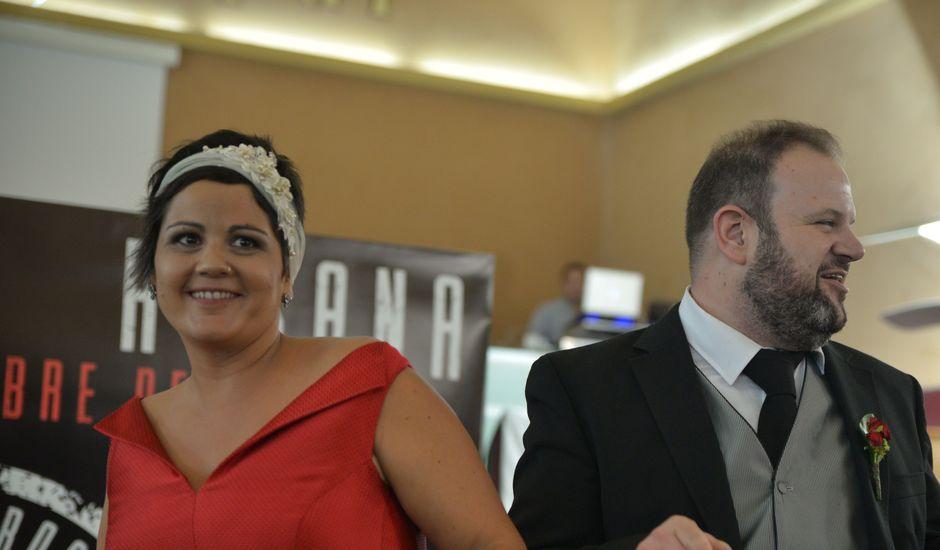 La boda de Juanma y Rosana en Villena, Alicante